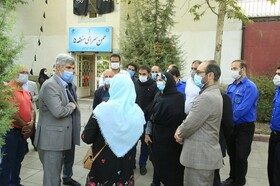 دومین سمنسرای تهران افتتاح شد