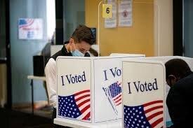 رای گیری در آمریکا