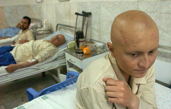 سرطان-بيمار