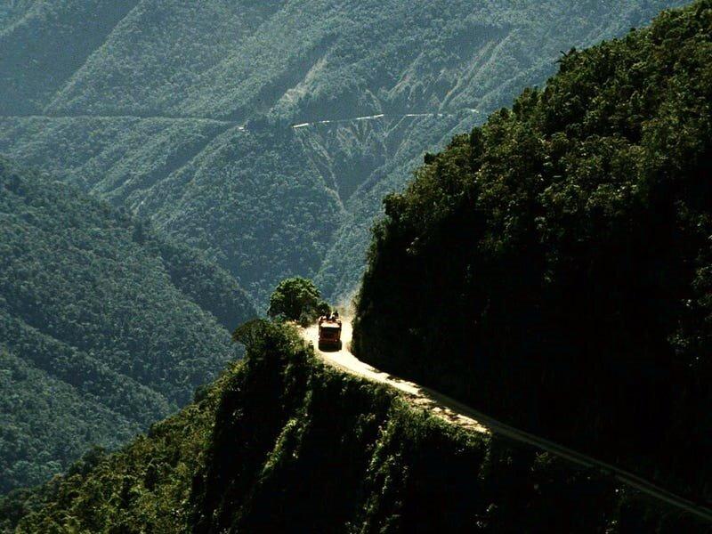 - بزرگراه یونگاس شمالی، بولیوی