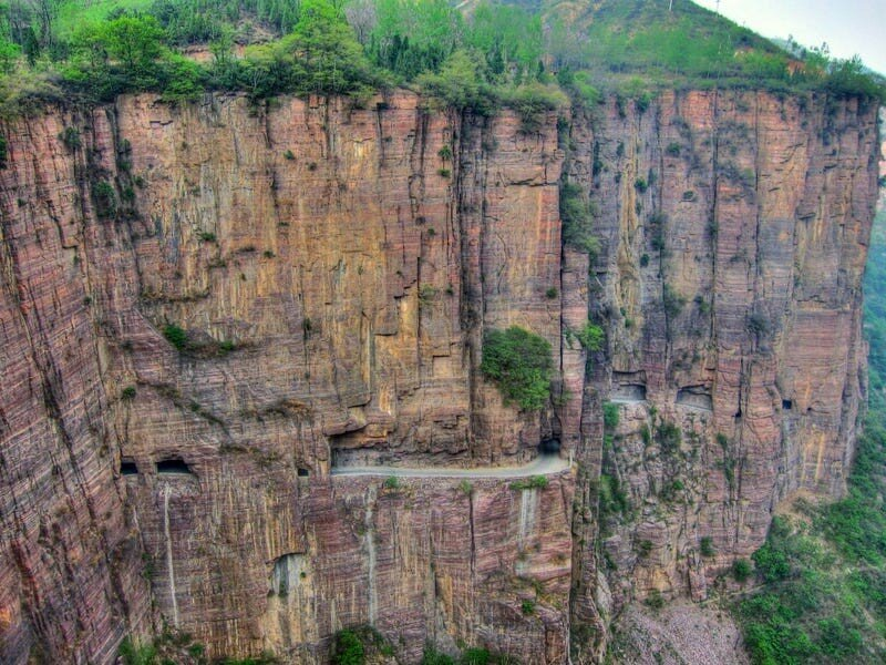 تونل گولیانگ، چین