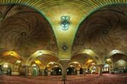 مرمت ۲ مسجد تاریخی حاج شهبازخان و نظام العلما