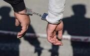 فیلم | دستگیری عاملان خفتگیری از یک زن