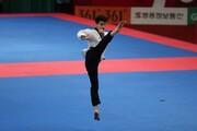 ورزشکار کرمانی قهرمان رقابتهای تکواندو مجازی جهان شد