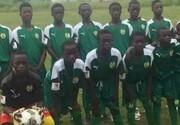 مرگ تلخ ۸ بازیکن فوتبال در سقوط اتوبوس به دره