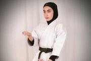 ۲ مدال در رقابت جهانی کاتا برای کاراتهکای قشمی