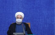روحانی: امروز آمریکا شکست خورد | یک روز به یادماندنی در تاریخ دیپلماسی کشور ثبت شد