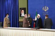 پاسخ روحانی به نامه وزیر بهداشت | هر مساله مهمی دارید در جلسات پنج شنبهها مطرح کنید