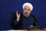 گزارش ظریف از شکست آمریکا مقابل ایران | تبریک رئیس جمهور به مردم
