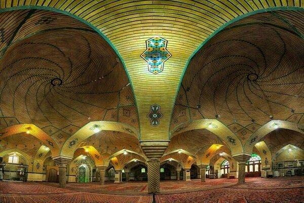 مسجد حاج شهبازخان کرمانشاه