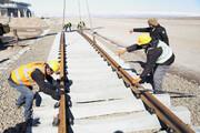 آغاز بازسازی خطوط ریلی راهآهن یزد - کرمان پس از ۳۰ سال