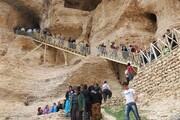 غار کرفتو در مسیر ثبت جهانی قرار گرفت