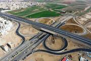 مسیرهای جایگزین تردد در محوطه پل غدیر شهرک فرهنگیان