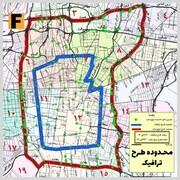 موج سوم کرونا طرح ترافیک را در تهران لغو میکند؟