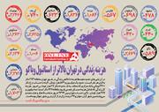 اینفوگرافیک | هزینه زندگی در تهران بالاتر از استانبول و باکو