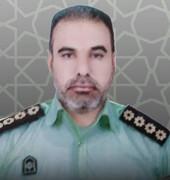 شهادت رئیس پلیس مبارزه با مواد مخدر فهرج در درگیری با قاچاقچیان