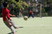 برگزاری مسابقات ضربات پنالتی برای نوجوانها