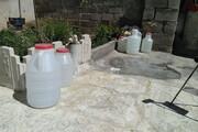 یک ساعت دسترسی در شبانهروز | دردسرهای تهیه آب آشامیدنی برای اهالی چنگیزقلعه