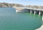 کاهش ۲۰۶ میلیون مترمکعبی حجم آب پشت سدها