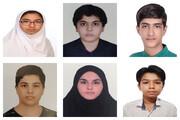 ۶ نشان المپیاد ریاضی آسیا برای دانشآموزان هرمزگان