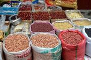 آب رفتن سبد خرید حبوبات در بیرجند | صادرات یکی از دلایل گرانی است