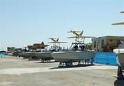 ویژگیهای ۳ پهپاد تازه رونمایی شده سپاه | جزئیات الحاق تجهیزات جدید به نیروی دریایی سپاه