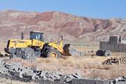 رفع تصرفاز ۷۵۰ هکتار اراضی ملی نیکشهر