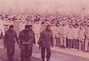 صوت جلسه محسن رضایی با معترضان در سال۶۳