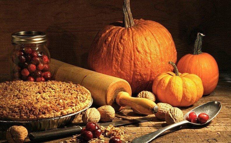 مواد غذایی پاییزی