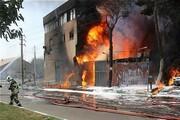 علت آتشسوزی در کارخانه میهن چه بود؟ | کمک ۲۰۰ آتشنشان از ۱۰ شهر برای مهار آتش