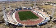 ورزشگاه ۱۵ هزار نفری سبزوار به بهرهبرداری رسید