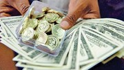 دلار رکورد زد | سکه ۱۳ میلیون و ۴۰۰ هزار تومان | جدیدترین نرخ طلا، سکه و ارز
