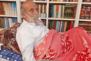 تصاویر | شیخ حسین انصاریان از بیمارستان ترخیص شد
