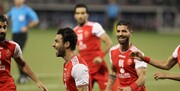 لیگ قهرمانان آسیا  | نیمه اول پرسپولیس ۳  - الشارجه صفر