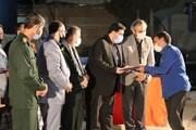 جشنواره شعر بسیج در ساری به پایان رسید