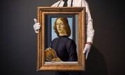 نقاشی ۸۰ میلیون دلاری بوتیچلی حراج میشود