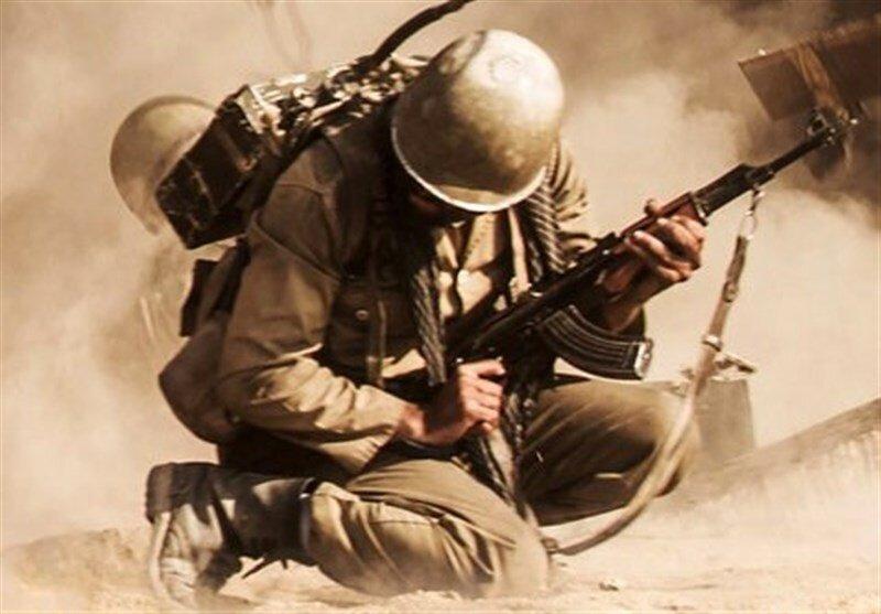 سرباز جنگ دفاع مقدس