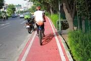 محدوده رینگ ویژه دوچرخهسواری در قلب فرهنگی پایتخت | واکنش به تردد موتورسواران از مسیرهای دوچرخه
