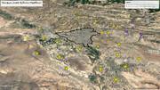آمار خطرناک ساختمانیهای روی گسل در ۶ کلانشهر کشور | نقشه زلزله در ۶ کلانشهر بهروزرسانی شد
