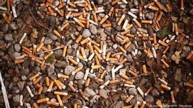 ته سیگار؛ کوچکترین و بزرگ ترین پسماند