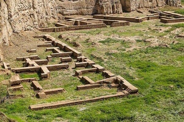 محوطه باستانی در گیلان