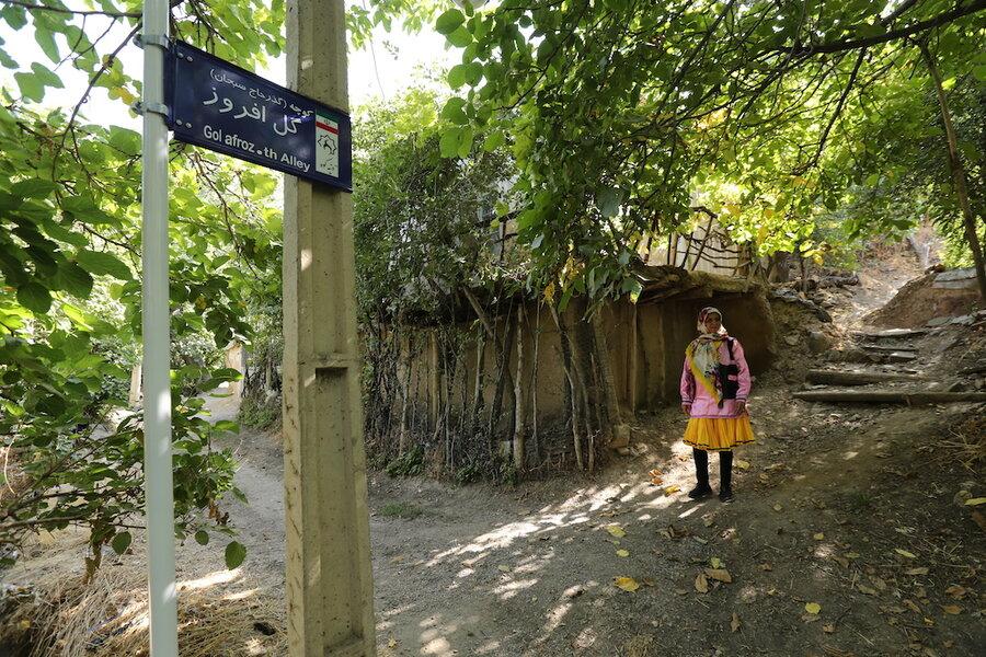 دينهكوه؛ روستای مادران