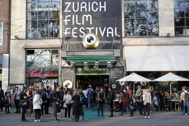 جشنواره زوریخ