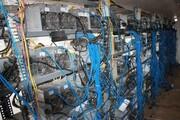 ۱۱۶ دستگاه استخراج رمز ارز کشف شد