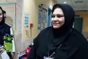 بانوی مدافع سلامت بوشهری به جمع شهدای کرونا پیوست