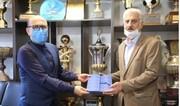 حمله مربی سابق استقلال به حسین حسینی؛ بچه نمیخواهم تو را له کنم!