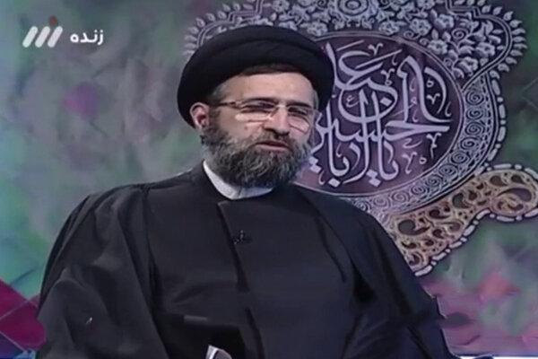 حجتالاسلام «حسینی قمی» کارشناس برنامه «سمت خدا»