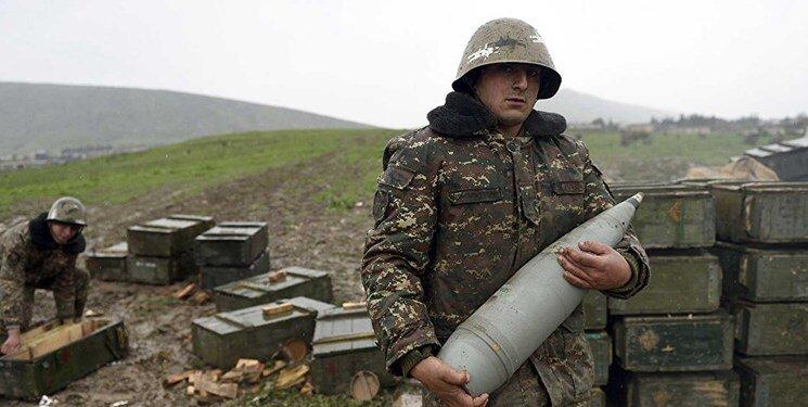تنش بین ارمنستان و آذربایجان