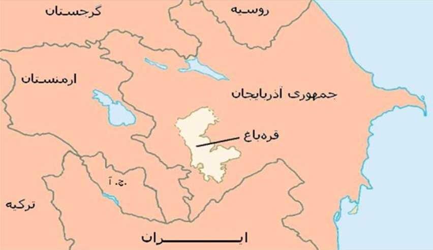 منطقه مورد مناقشه قرهباغ