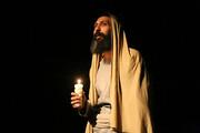 تصاویر   اجرای نمایش برای عشق در بجنورد